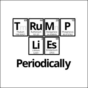 Trump Lies... Periodically